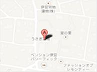 メディカルはば伊豆高原地図